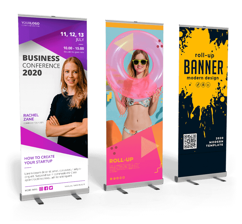 Picture for category Roll-up Banners