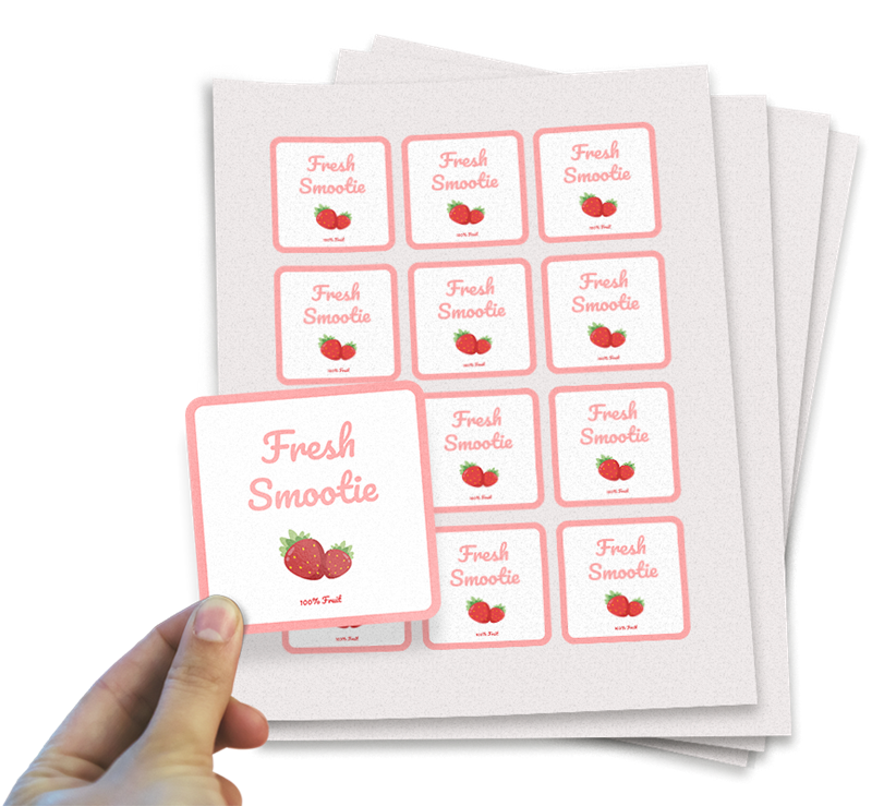 Picture for category Sticker Labels